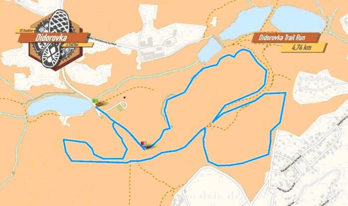 Didrovka Trail Run
